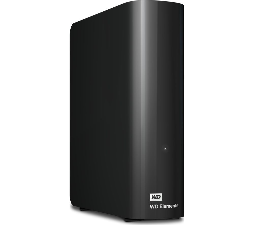 wd elements external hard drive 4 tb black deals pc world. Black Bedroom Furniture Sets. Home Design Ideas