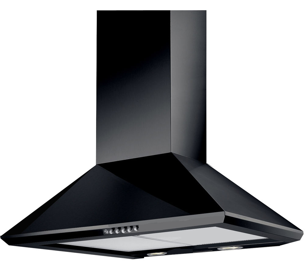 CANDY CCT685N Chimney Cooker Hood - Black