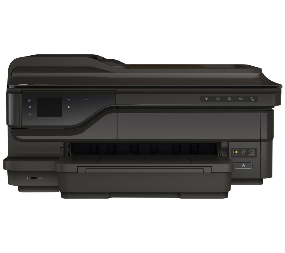 HP Officejet 7612 All-in-One A3 Inkjet Printer with Fax