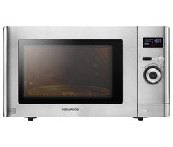 KENWOOD K23MSS15 Solo Microwave - Stainless Steel