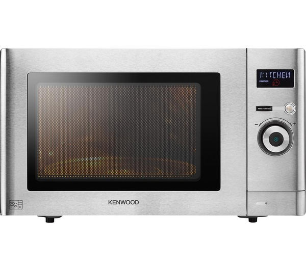 KENWOOD  K23MSS15 Solo Microwave  Stainless Steel Stainless Steel