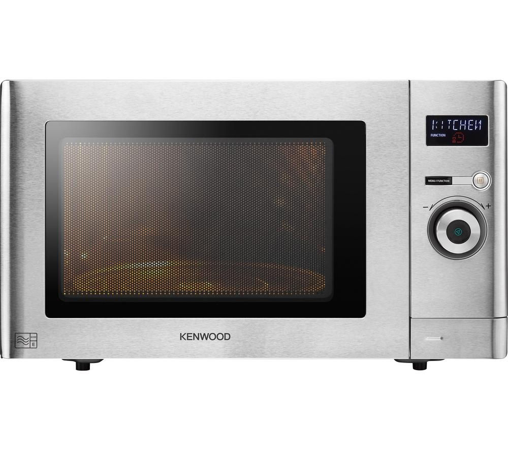 Currys Small Kitchen Appliances Buy Kenwood K23mss15 Solo Microwave Stainless Steel Free