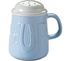 MASON CASH Bake My Day Flour Shaker - Blue