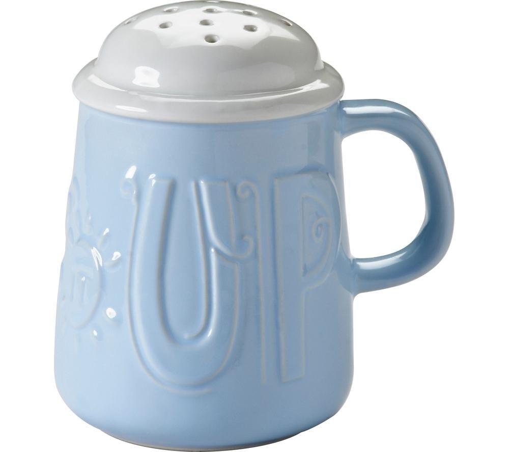 MASON CASH Bake My Day Flour Shaker - Blue