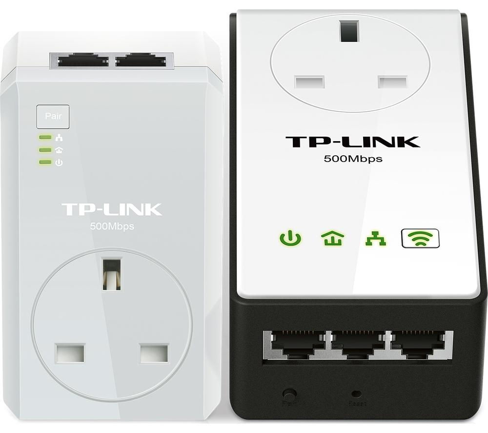 tp link tl wpa4230pkit wireless powerline adapter kit. Black Bedroom Furniture Sets. Home Design Ideas