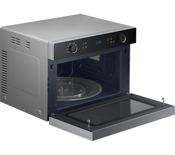 Toaster Oven Microwave Combo Samsung : Buy SAMSUNG MC35J8085CT/EU Combination Microwave - Stainless Steel ...