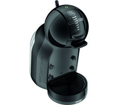 DOLCE GUSTO by De'Longhi EDG305BG Mini Me Automatic Play & Select Hot Drinks Machine - Black & Grey