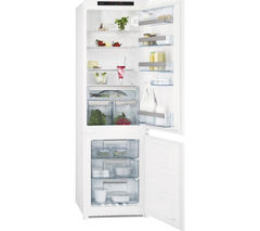 AEG SCT71800S1 Integrated Fridge Freezer