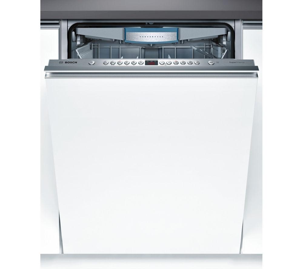BOSCH  SBV69M00GB Full-size Integrated Dishwasher +  KUR15A50GB Integrated Undercounter Fridge