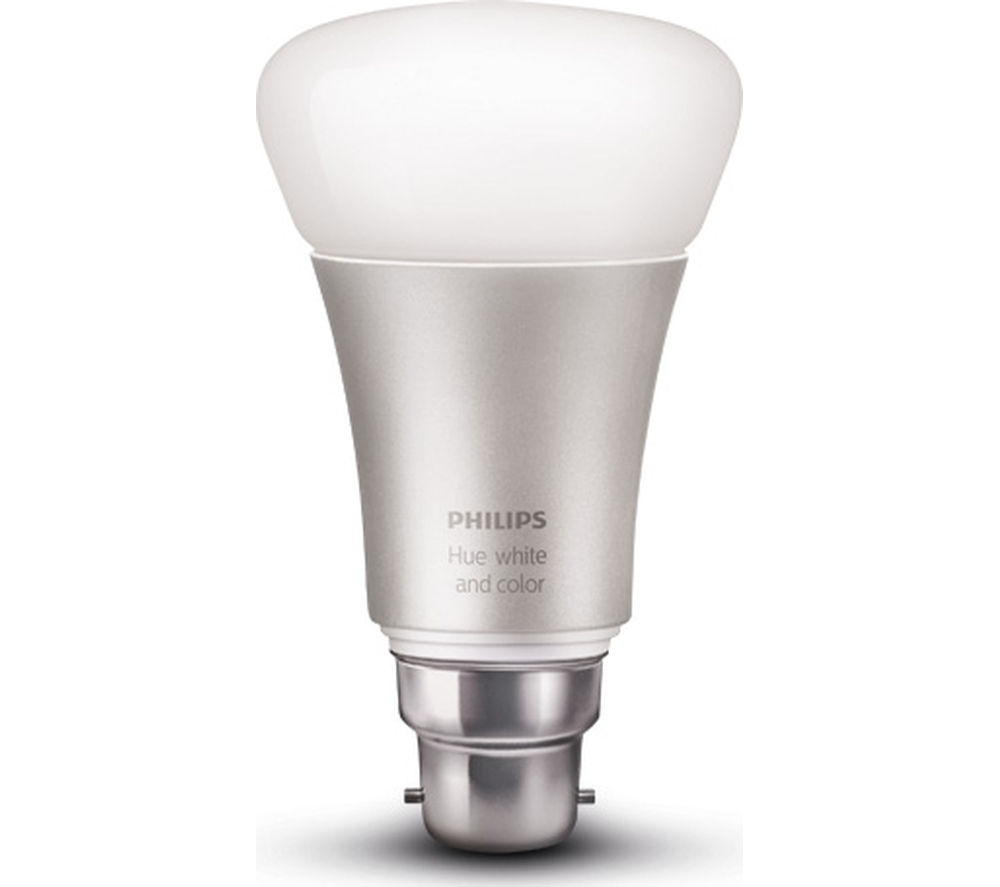 PHILIPS Hue Wireless Bulb - B22