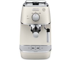 DELONGHI Distinta ECI341.W Coffee Machine - White