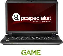 PC SPECIALIST Defiance II 17.3