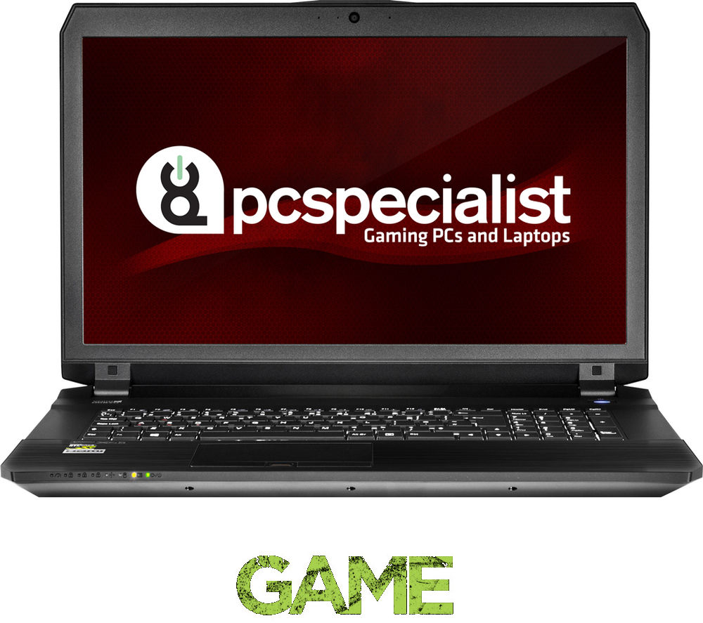 "PC SPECIALIST Defiance II 17.3"" Gaming Laptop - Black"