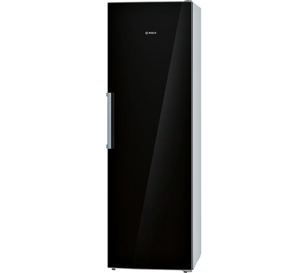 BOSCH GSN36VB30 Tall Freezer - Black