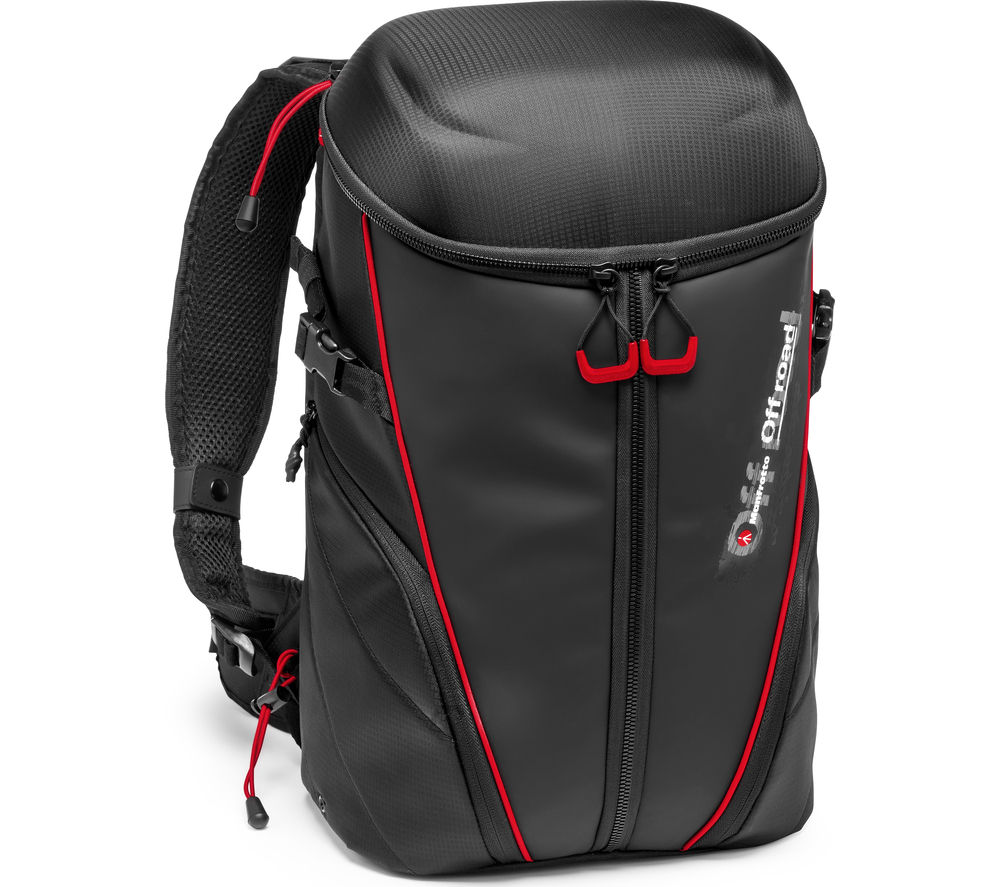 MANFROTTO Off Road MB OR-ACT-BP Stunt Universal Camcorder Backpack - Black