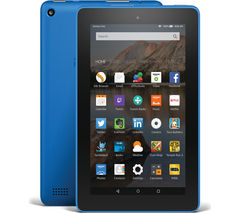 AMAZON Fire 7 Tablet - 8 GB, Blue