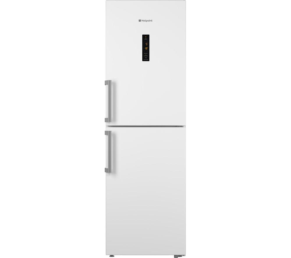 HOTPOINT XUL85T1ZWOJH Fridge Freezer - White