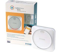 D-LINK mydlink DCH-Z510 Smart Home Siren