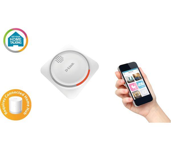 d link mydlink dch z510 smart home siren deals pc world. Black Bedroom Furniture Sets. Home Design Ideas