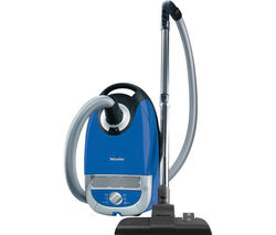 MIELE Complete C2 Allergy Powerline Cylinder Vacuum Cleaner - Blue