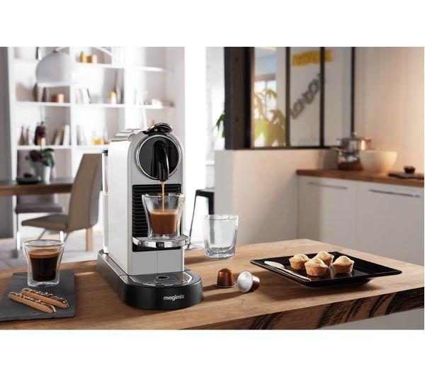 how to clean nespresso machine citiz
