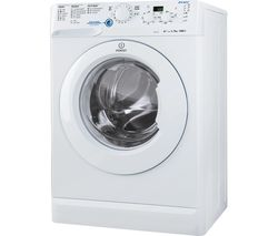 INDESIT XWD71452W Washing Machine - White