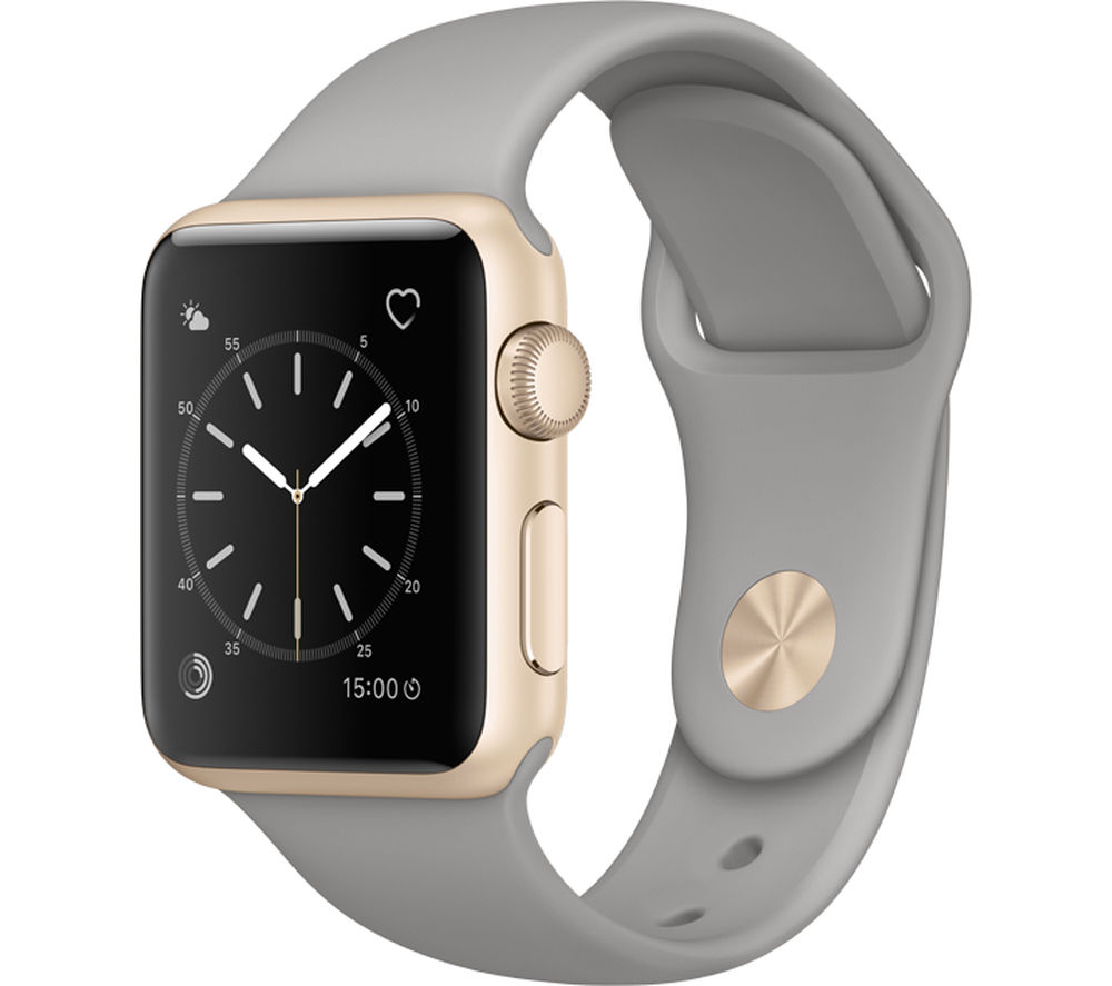 buy apple watch series 1 38 mm free delivery currys. Black Bedroom Furniture Sets. Home Design Ideas