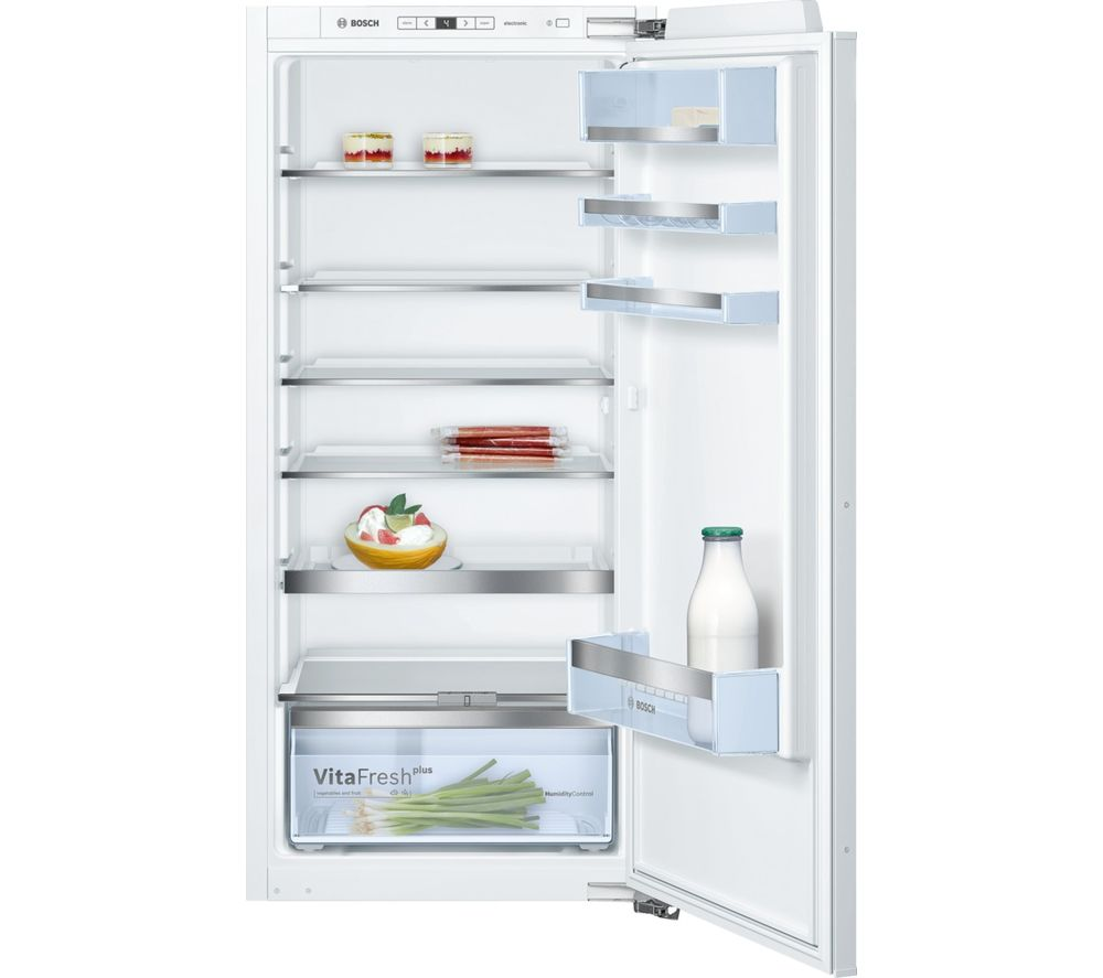 Buy BOSCH KIR41AF30G Integrated Tall Fridge   Free Delivery   Currys