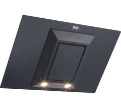 STOVES S600K Integrated Cooker Hood - Black