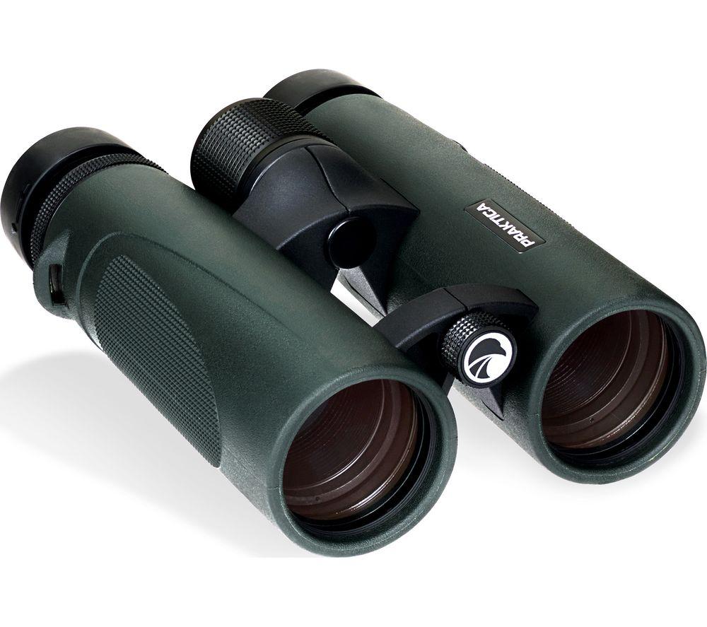 PRAKTICA Ambassador 10 x 42 mm Binoculars - Green