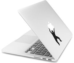 "CASEIT CSMA13DLMAN 13"" MacBook Decal - Person Lifting"