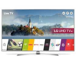 "LG 49UJ701V 49"" Smart 4K Ultra HD HDR LED TV"