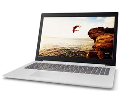 "LENOVO IdeaPad 320 15.6"" Laptop - Blizzard White"