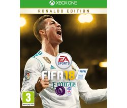 MICROSOFT Xbox One FIFA 18 Ronaldo Edition