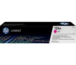 HP 126A Magenta Toner Cartridge