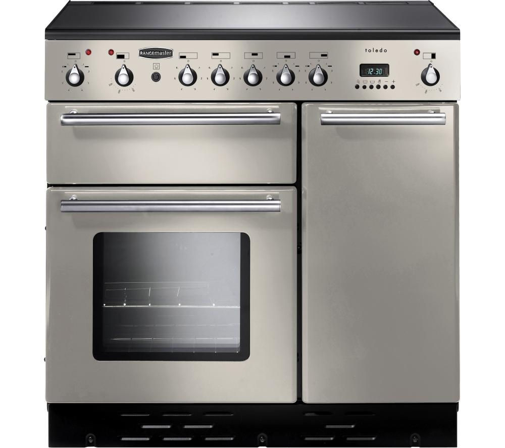 buy rangemaster toledo 90 electric ceramic range cooker. Black Bedroom Furniture Sets. Home Design Ideas