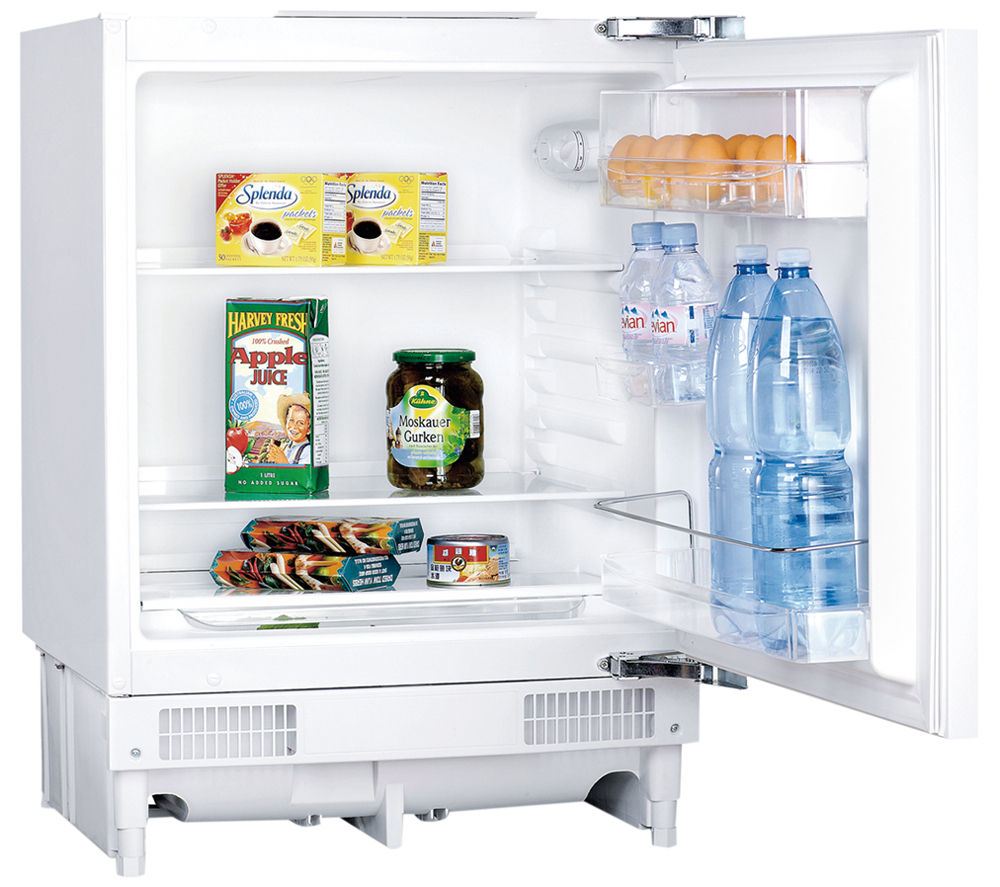 Buy essentials cil60w14 integrated undercounter fridge Kitchen appliance reviews uk