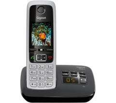 GIGASET C430A Cordless Phone with Answering Machine