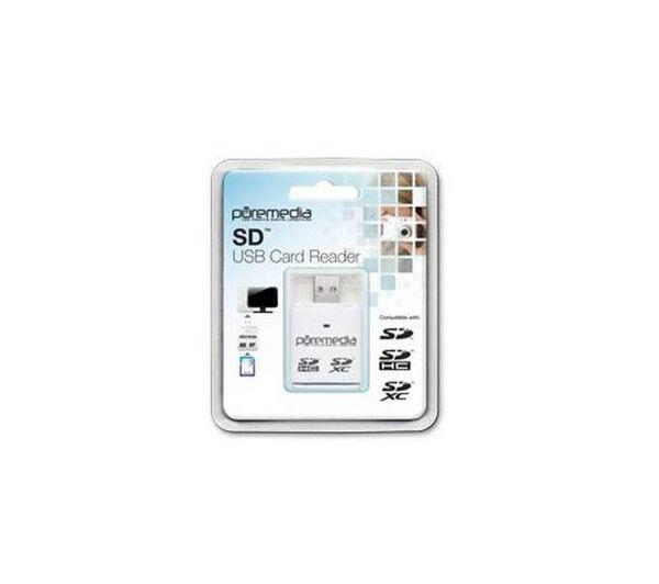 PUREMEDIA USB 2.0 Memory Card Reader Deals | PC World