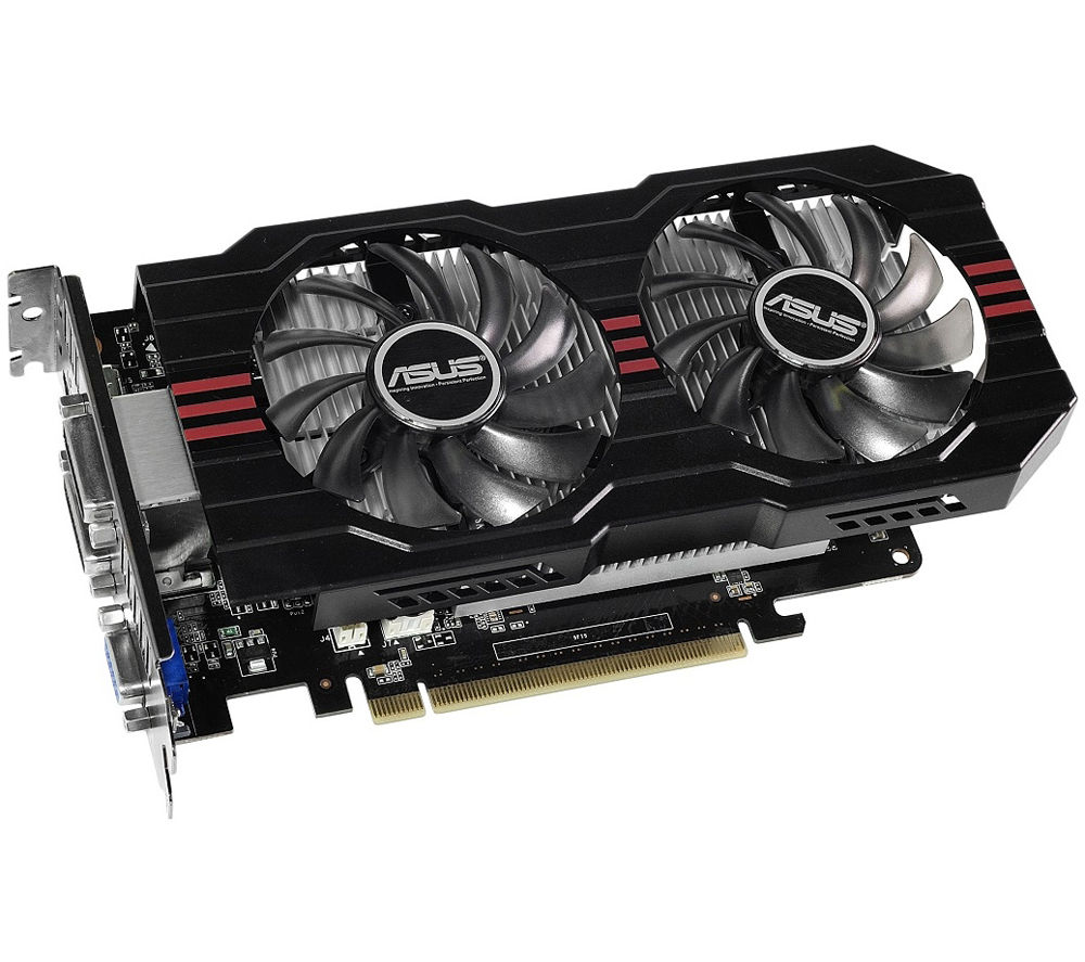 ASUS GeForce GTX 750 Ti Graphics Card