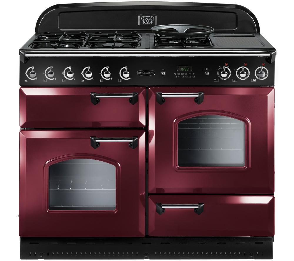 Buy RANGEMASTER Classic 110 LPG Gas Range Cooker