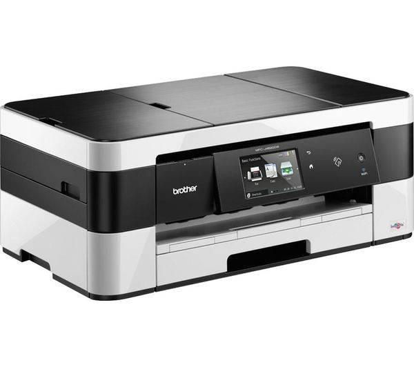 how to add a brother wireless printer to a pc