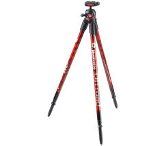 MANFROTTO Aluminium Off Road Tripod - Red