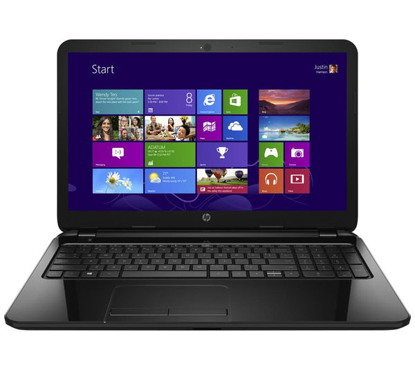 Hp Notebook 15r150sa Refurbished 15.6 Laptop  Black Black