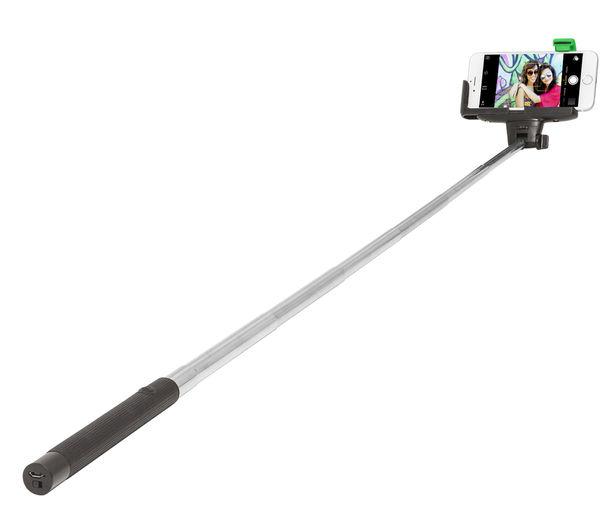 buy retrak euselfieb bluetooth selfie stick free delivery currys. Black Bedroom Furniture Sets. Home Design Ideas