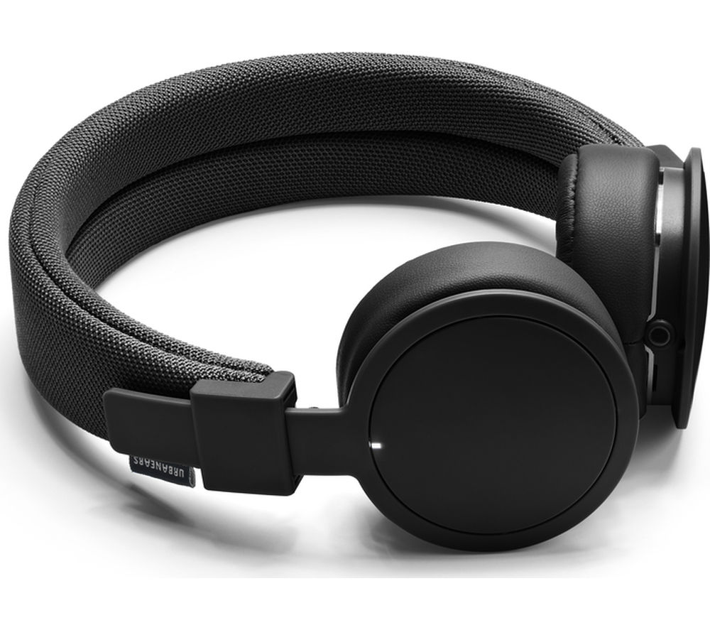 URBANEARS Plattan ADV Wireless Bluetooth Headphones - Black