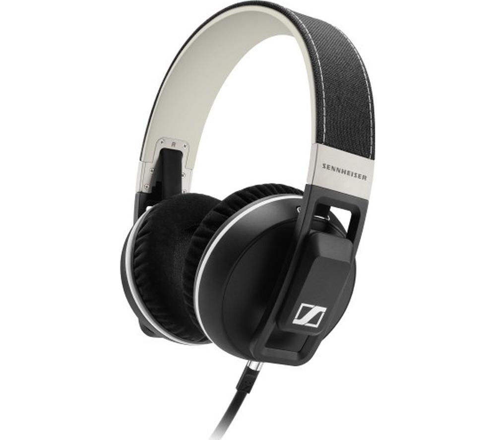 SENNHEISER Urbanite XL Headphones - Black