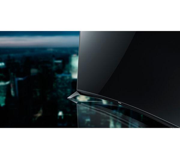 buy panasonic viera tx 55cr852b smart 3d 4k ultra hd 55. Black Bedroom Furniture Sets. Home Design Ideas