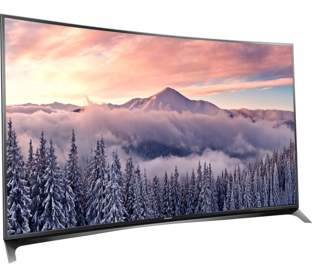 "Panasonic TX55CR852B 55"" Smart HDTV"