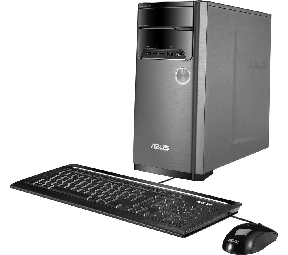 Buy Asus M32cd Desktop Pc Free Delivery Currys